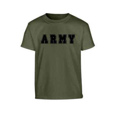 Tee-shirt ARMY Olive Green