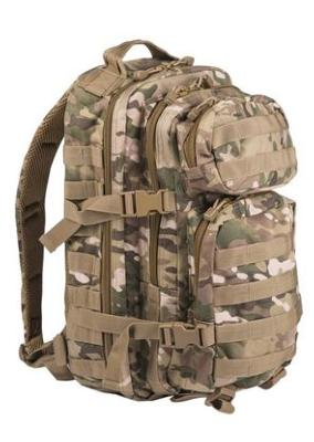 Sac d'assaut US small pack, Multitarn (S9)