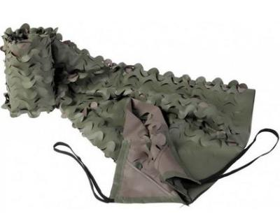 Filet Camouflage Camp KAKI / MARRON 1,50m x 5m